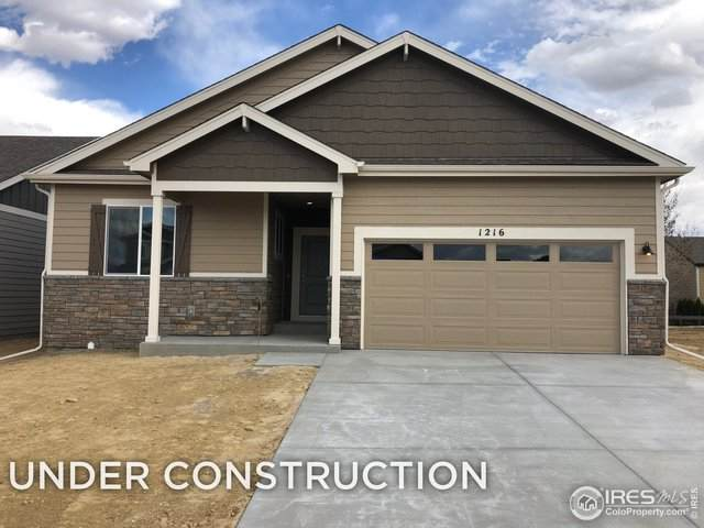 1204 103rd Ave Ct, Greeley, CO 80634 (MLS #908992) :: Wheelhouse Realty