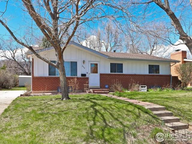 635 S 46th St, Boulder, CO 80305 (MLS #909046) :: Bliss Realty Group