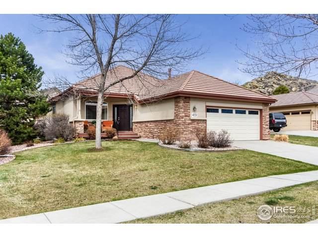 4659 Foothills Dr, Loveland, CO 80537 (MLS #909051) :: 8z Real Estate