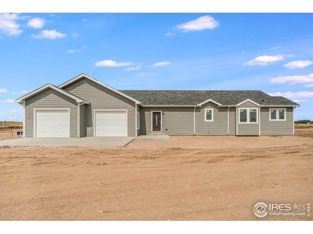 116 2nd St, Nunn, CO 80648 (MLS #909106) :: Downtown Real Estate Partners