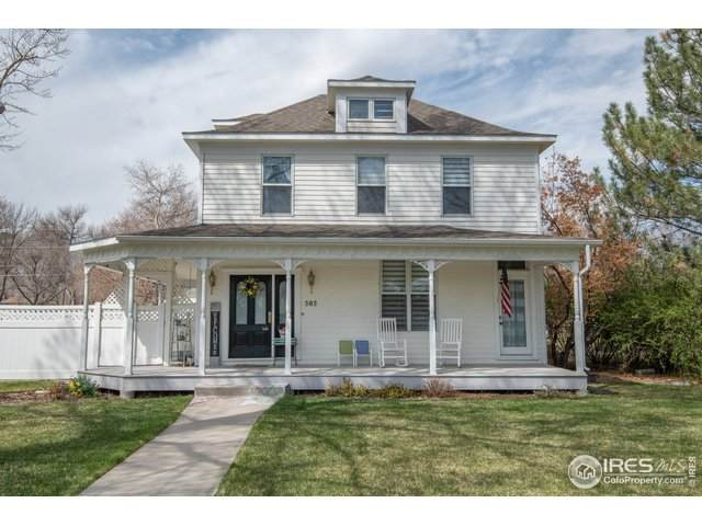 503 Grant St, Fort Morgan, CO 80701 (MLS #909255) :: J2 Real Estate Group at Remax Alliance