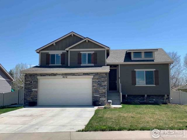 402 Alpine Ave, Ault, CO 80610 (MLS #909317) :: Colorado Home Finder Realty