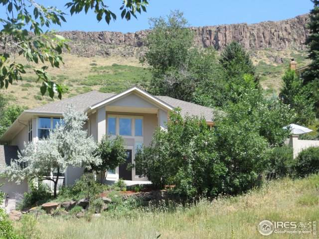 415 1st St, Golden, CO 80403 (MLS #909513) :: 8z Real Estate