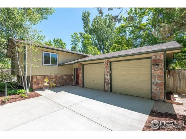 2800 Chaparral Dr, Fort Collins, CO 80526 (MLS #909586) :: Colorado Home Finder Realty