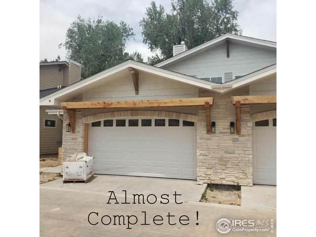 910 Hill Pond Rd #13, Fort Collins, CO 80526 (MLS #909649) :: 8z Real Estate