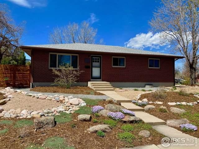 315 Auburn St, Boulder, CO 80305 (MLS #909657) :: Kittle Real Estate