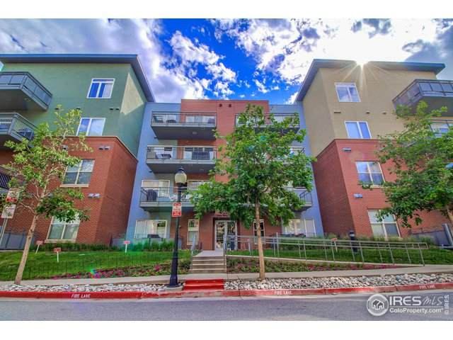 1440 Little Raven St #105, Denver, CO 80202 (MLS #909952) :: Downtown Real Estate Partners