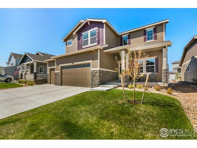 6010 Clarence Dr, Windsor, CO 80550 (MLS #910070) :: Wheelhouse Realty