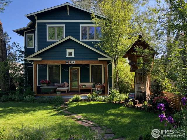 150 1st Ave, Niwot, CO 80544 (MLS #910187) :: Jenn Porter Group