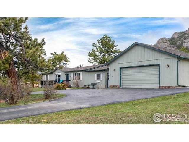 2250 Pine Meadow Dr, Estes Park, CO 80517 (MLS #910569) :: 8z Real Estate