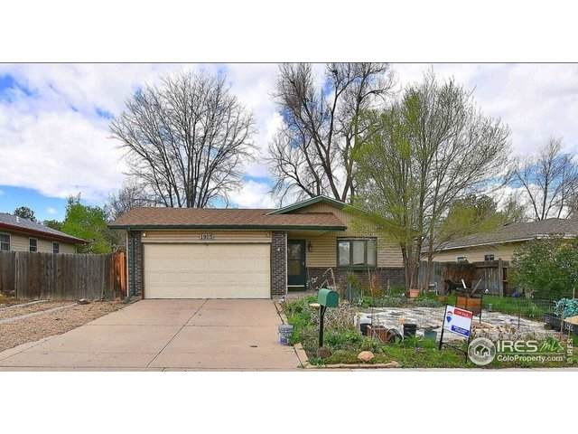 1915 34th Ave, Greeley, CO 80634 (MLS #910572) :: 8z Real Estate