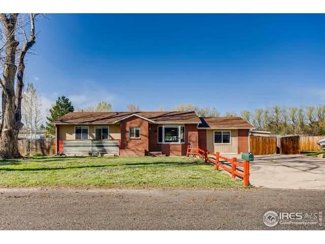 4100 Cork Dr, Laporte, CO 80535 (MLS #910755) :: Hub Real Estate
