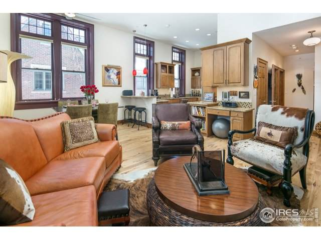 1045 Spruce St A, Boulder, CO 80302 (MLS #910984) :: Downtown Real Estate Partners