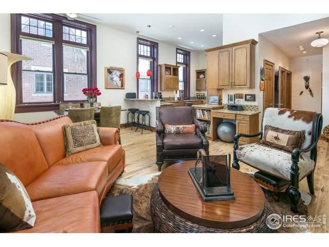 1045 Spruce St A, Boulder, CO 80302 (MLS #910984) :: 8z Real Estate