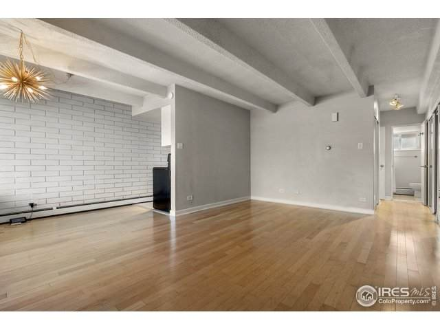 250 N Pearl St #107, Denver, CO 80203 (MLS #911152) :: Downtown Real Estate Partners