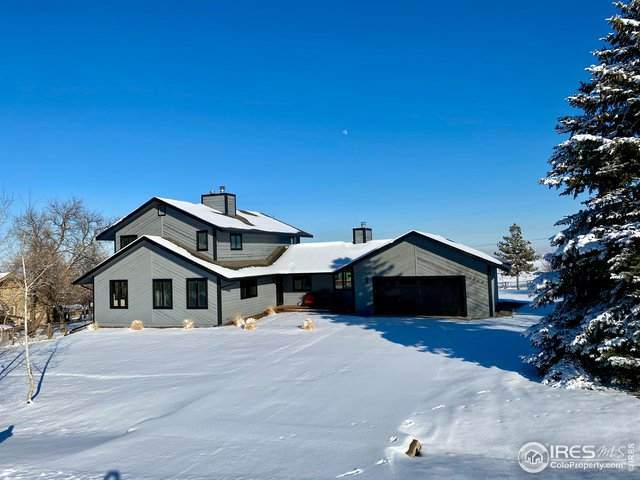 6660 Paiute Ct, Niwot, CO 80503 (MLS #911309) :: Jenn Porter Group