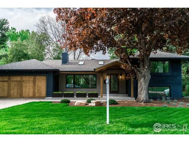 1430 W Oak St, Fort Collins, CO 80521 (MLS #911488) :: Jenn Porter Group