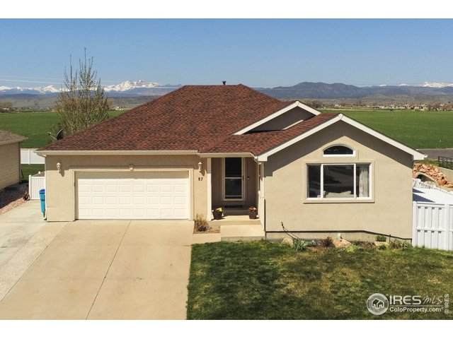 87 Sioux Dr, Berthoud, CO 80513 (MLS #911558) :: 8z Real Estate