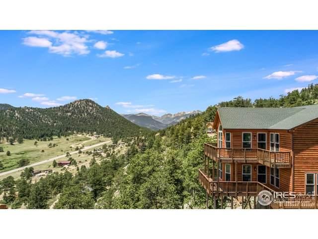 76 Overlook Ln, Estes Park, CO 80517 (MLS #911563) :: HomeSmart Realty Group