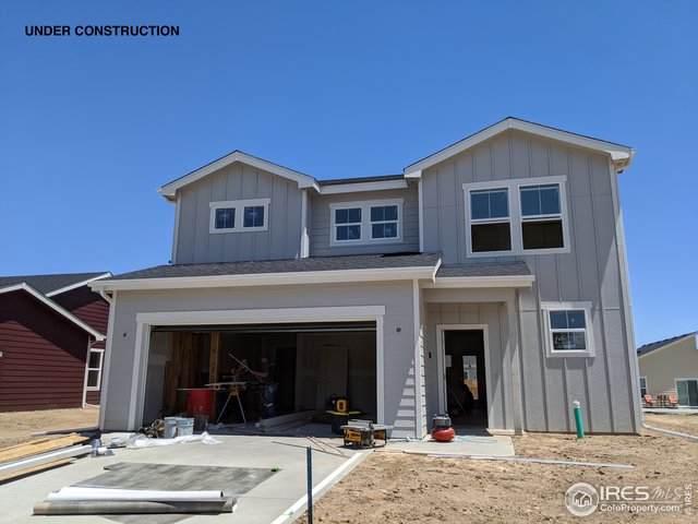 3212 North Point Dr, Evans, CO 80620 (MLS #911709) :: 8z Real Estate