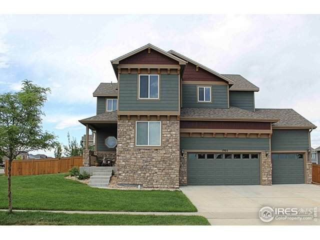 1905 Timber Ridge Pkwy, Severance, CO 80550 (MLS #911756) :: Bliss Realty Group