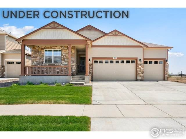2001 Sweet Pea Dr, Windsor, CO 80550 (MLS #911809) :: 8z Real Estate