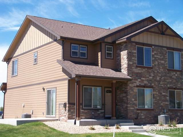 4500 Tuscany St C, Evans, CO 80620 (MLS #911878) :: Jenn Porter Group