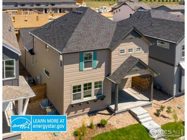 5748 Jedidiah Dr, Timnath, CO 80547 (MLS #911926) :: Tracy's Team