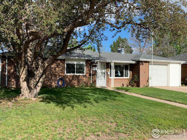 829 27th Ave, Greeley, CO 80634 (MLS #911981) :: 8z Real Estate