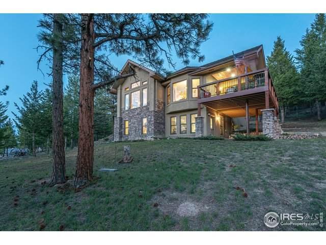 375 Ute Peak Dr, Livermore, CO 80536 (MLS #912019) :: Kittle Real Estate