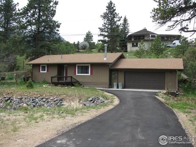 2749 Fish Creek Rd, Estes Park, CO 80517 (MLS #912106) :: Kittle Real Estate