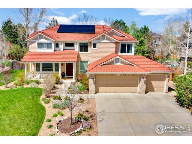 7291 Augusta Dr, Boulder, CO 80301 (#912353) :: The Peak Properties Group