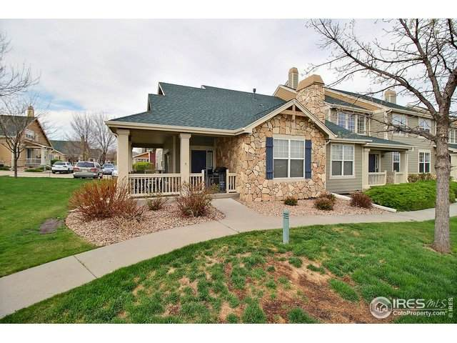 6608 W 3rd St #46, Greeley, CO 80634 (MLS #912487) :: Hub Real Estate