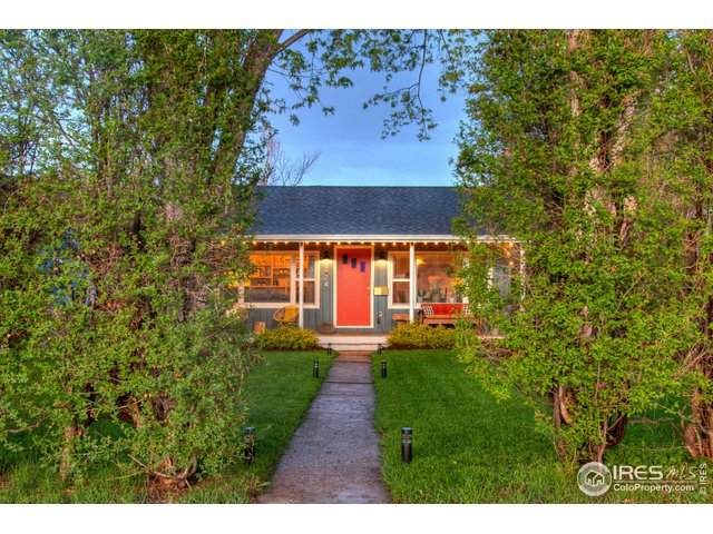 424 Park St, Fort Collins, CO 80521 (MLS #912507) :: 8z Real Estate