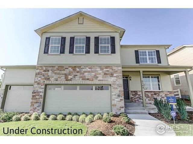 7301 Fraser Cir, Frederick, CO 80530 (MLS #912512) :: 8z Real Estate