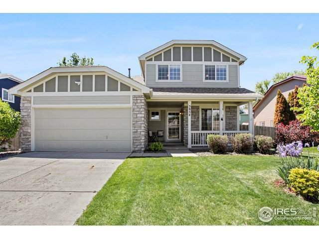 5854 Teal St, Frederick, CO 80504 (#912547) :: The Dixon Group
