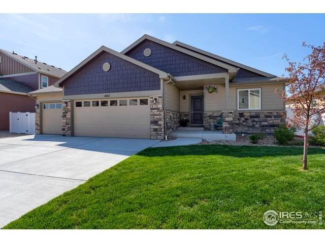 482 Tahoe Dr, Loveland, CO 80538 (#912555) :: The Peak Properties Group