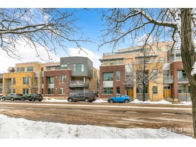1655 Walnut St #103, Boulder, CO 80302 (MLS #912563) :: Downtown Real Estate Partners