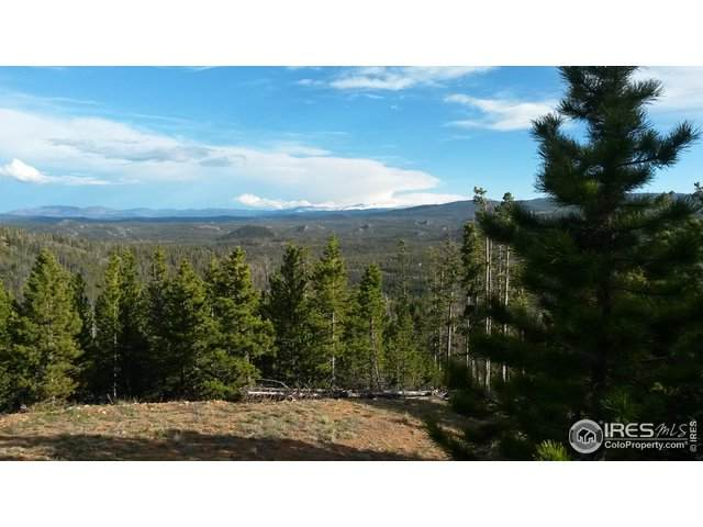 807 Flathead Dr, Red Feather Lakes, CO 80545 (MLS #912565) :: 8z Real Estate