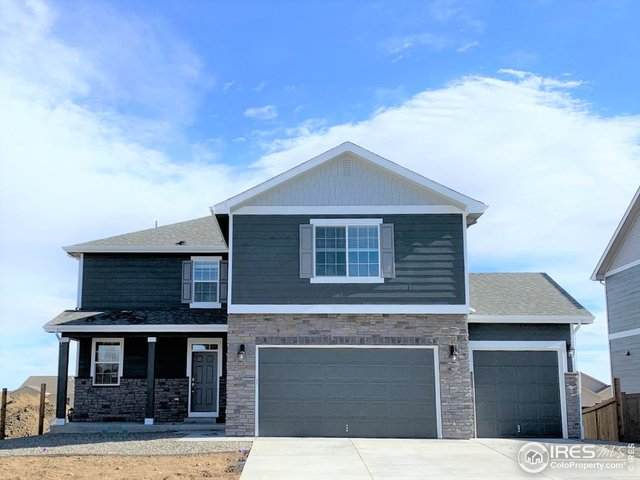 6819 Wild Grass Ln, Wellington, CO 80549 (MLS #912578) :: J2 Real Estate Group at Remax Alliance