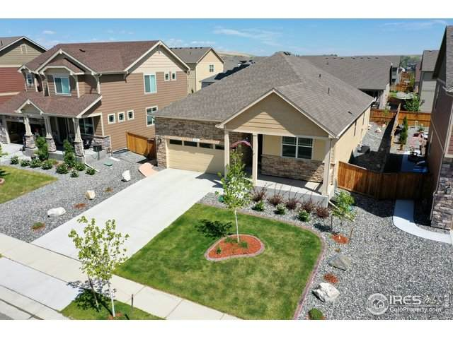 1191 W 170th Ave, Broomfield, CO 80023 (#912593) :: The Peak Properties Group