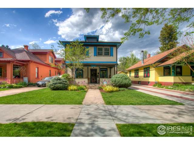 1122 W Mountain Ave, Fort Collins, CO 80521 (MLS #912630) :: 8z Real Estate