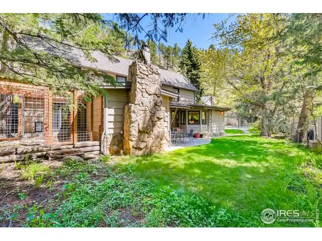 3642 Fourmile Canyon Dr, Boulder, CO 80302 (MLS #912648) :: HomeSmart Realty Group