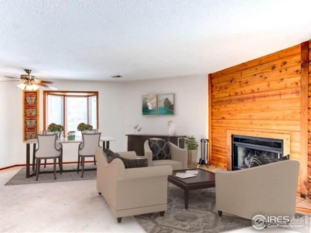 2962 Shadow Creek Dr #109, Boulder, CO 80303 (MLS #912652) :: 8z Real Estate