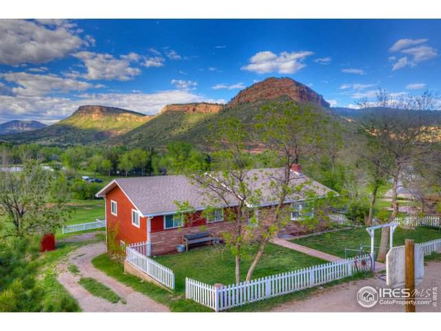 216 Antelope Dr, Lyons, CO 80540 (MLS #912781) :: Colorado Home Finder Realty