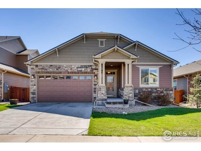 850 Campfire Dr, Fort Collins, CO 80524 (MLS #912813) :: Fathom Realty