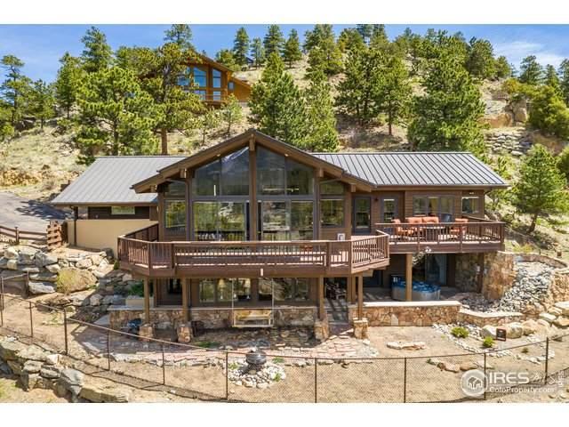 270 Cyteworth Rd, Estes Park, CO 80517 (MLS #912819) :: 8z Real Estate