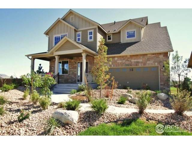 720 Campfire Dr, Fort Collins, CO 80524 (MLS #912879) :: Colorado Home Finder Realty