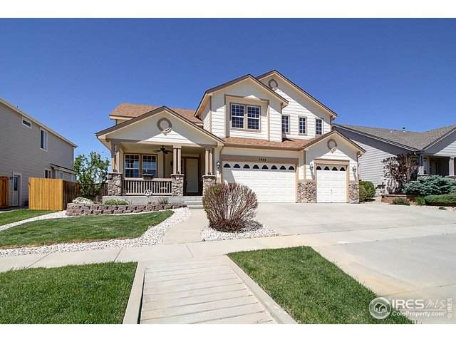 1955 Ute Creek Dr, Longmont, CO 80504 (MLS #912891) :: Colorado Home Finder Realty