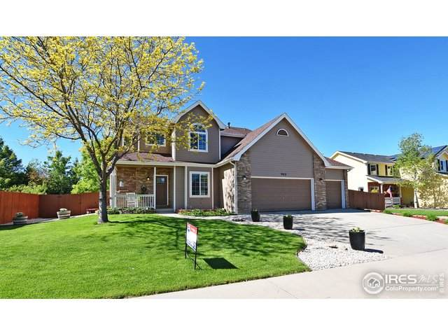 902 Wisteria Dr, Loveland, CO 80538 (MLS #912894) :: Colorado Home Finder Realty